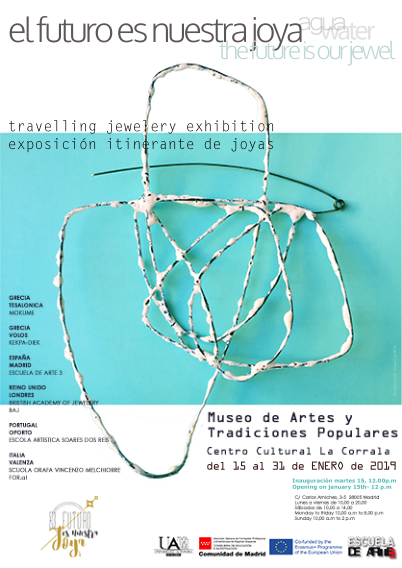 You are invited to the opening of the exhibition of our Erasmus +